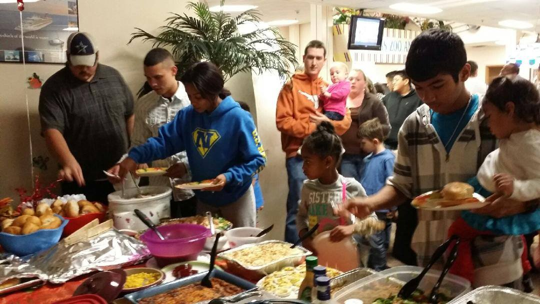 NWCA Memphis #119 held their monthlt We Care Supper on 11/11/14.