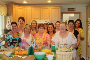 Kitsap #46 Bunco Social - June 10, 2015 in Poulsbo, Washington