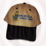 NWCA Official Gofer Ball Cap