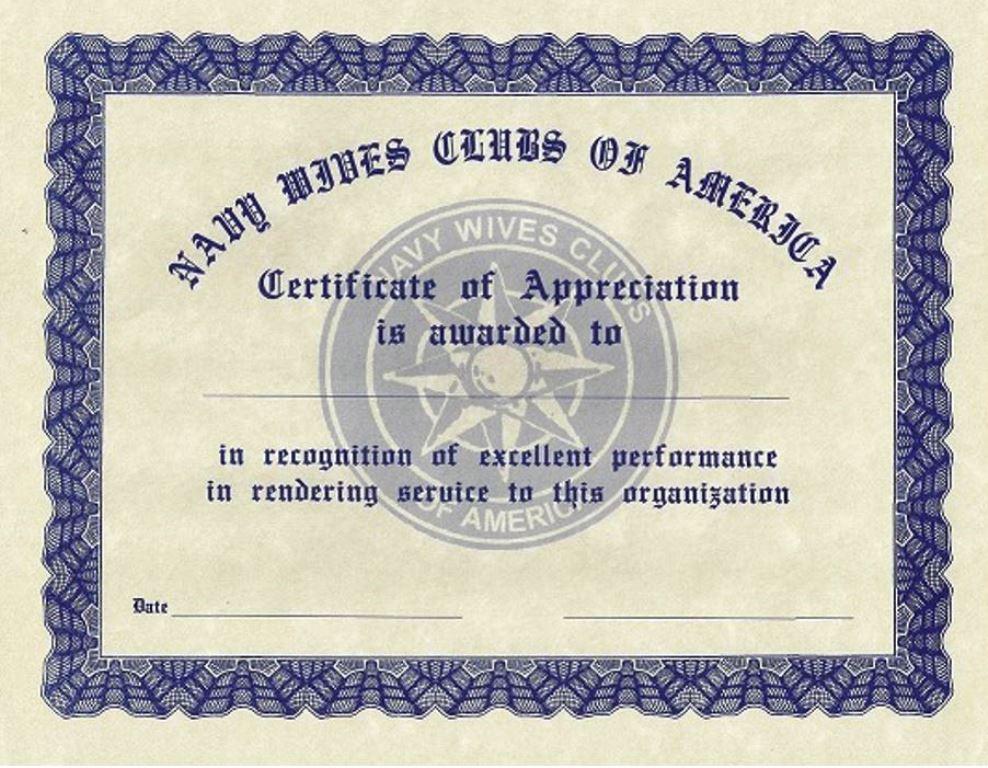 honorary member certificate template best free home