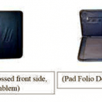 Pad Folio (Debossed)