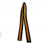 Ribbon – (Blue & Gold – 1 Yard Set)