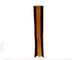 Ribbon – Pre-Sewn 9 Inch