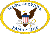 Navy Family Service Line