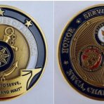 Challenge Coin – Anchor