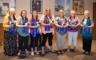 NWCA Memphis #119 Installs New Local Board.