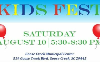 Kids Fest to be held and attended by NWCA MenRiv Park #240 at Goose Creek, South Carolina, August 10, 2019.