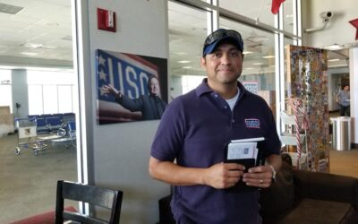 NWCA Princess Anne #143 votes to support the 5 local USO's in the Norfolk and Virginia Beach, Virginia area during the month of August 2019.