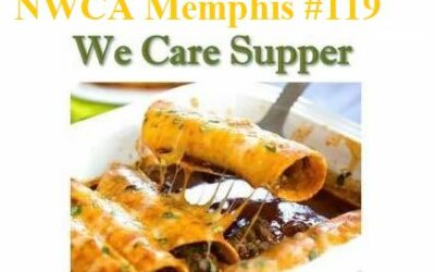 "NWCA Memphis #119 Set to Host September 16, 2019 ""We Care Supper."""