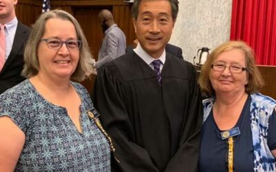 NWCA Memphis #119 Supports Local Memphis, Tennessee Naturalization Ceremony, September 12, 2019.