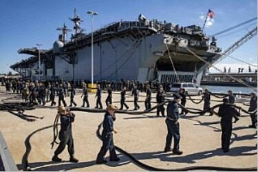 U.S. Navy Sets Coronavirus Transfer and Travel Rules: What you need to know about NAVADMIN 065/20.