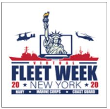 Virtual Fleet Week coming to New York City.
