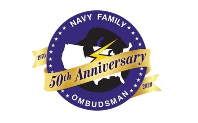 September 14, 2020.  U.S. Navy Ombudsman Program, Happy 50th Anniversary (1970 – 2020).